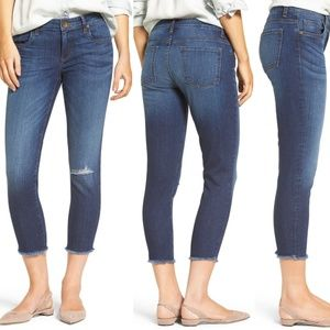 Kut from the Kloth Donna crop skinny, 12P